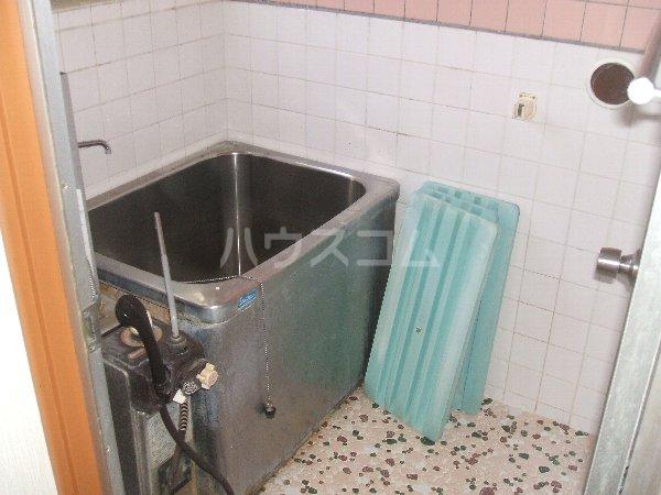 フォーブル玉堤 102号室の風呂