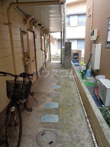 ハウスピアヤマモト 106号室の設備