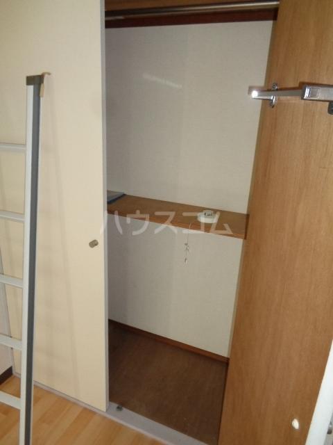 ハウスピアヤマモト 106号室の収納