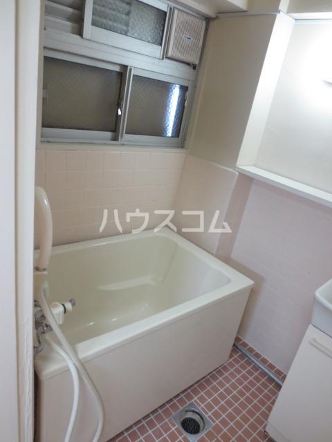 自由が丘第3コーポ 302号室の風呂