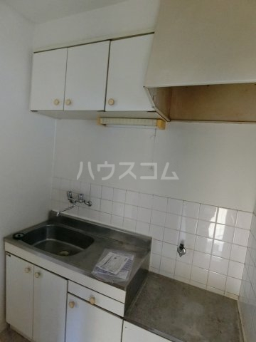 ファミリーコーポ枝 207号室のキッチン