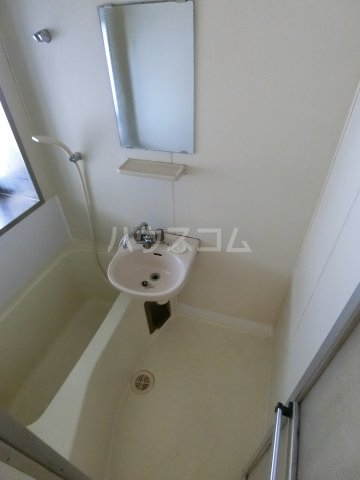 ファミリーコーポ枝 207号室の風呂