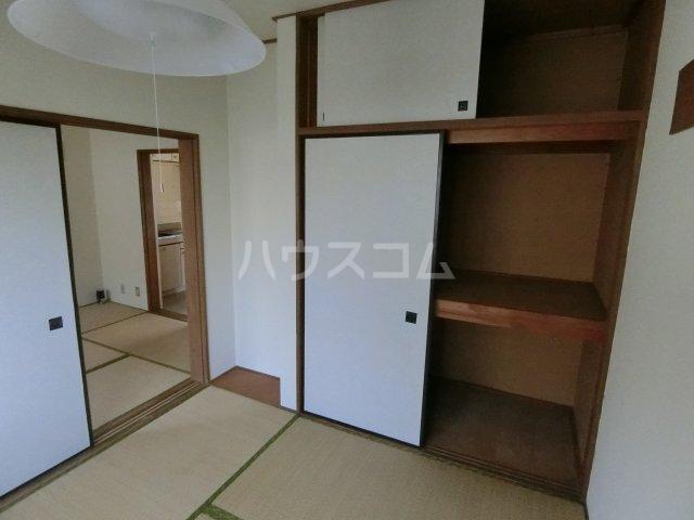 ファミリーコーポ枝 207号室の収納