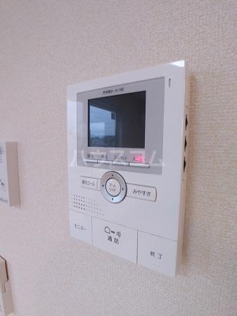 プレミアム井田 205号室のセキュリティ