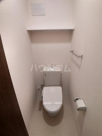 プレミアム井田 205号室のトイレ