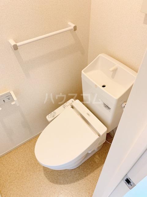 レガーシア 01010号室のトイレ