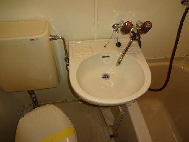 セシリヤハイム 204号室の洗面所