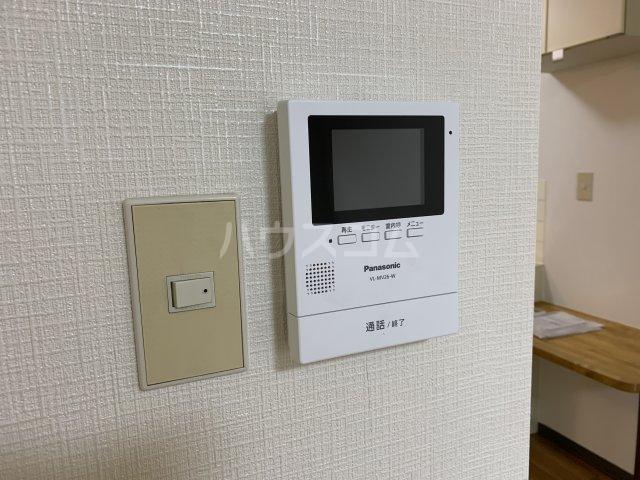 サンアベニュー谷津 202号室のセキュリティ