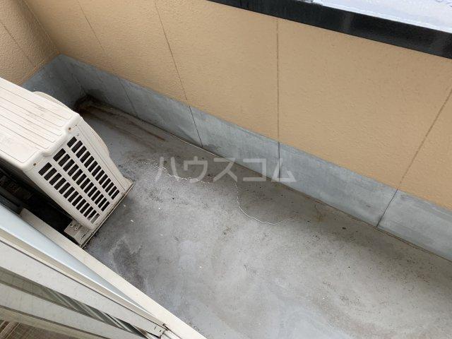サンアベニュー谷津 202号室のバルコニー