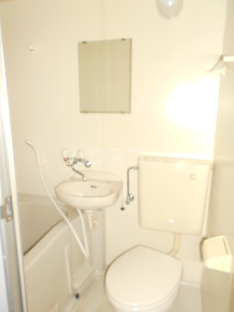 用賀ケロポリアル 201号室の風呂