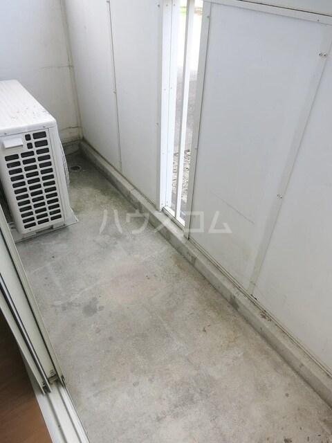 アメニティハイツA 01030号室のバルコニー