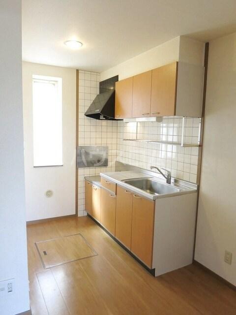 アメニティハイツA 01030号室のキッチン