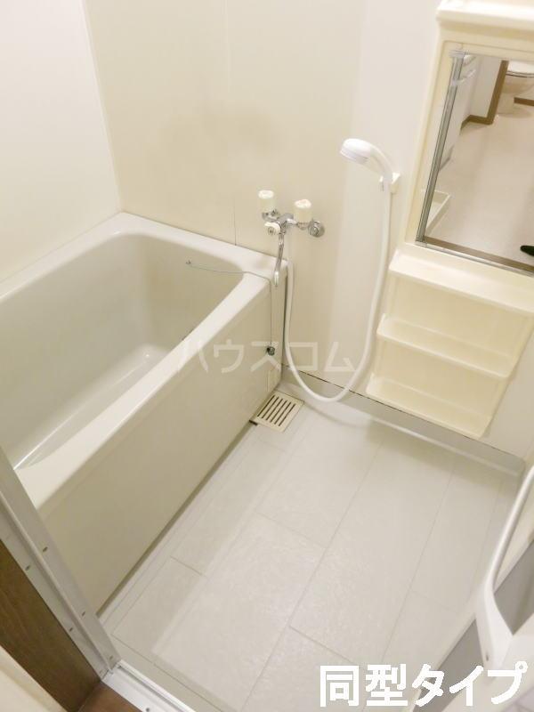 アメニティハイツA 01030号室の風呂