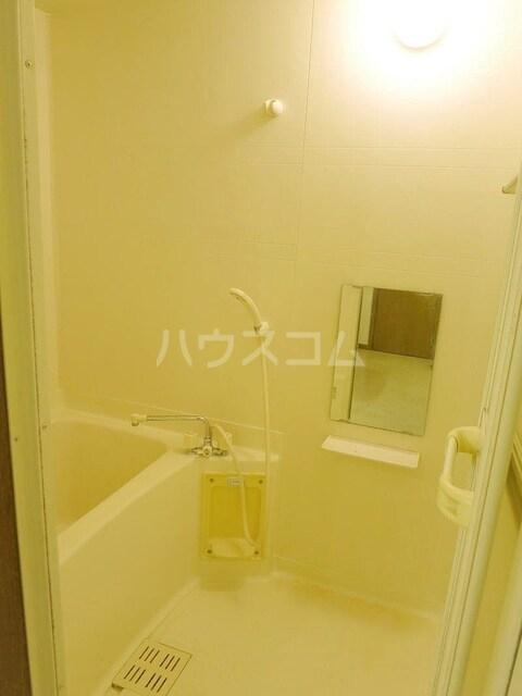 アメニティハイツA 01030号室の洗面所