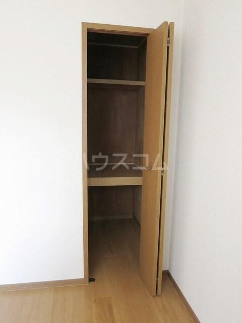 アメニティハイツA 01030号室の収納