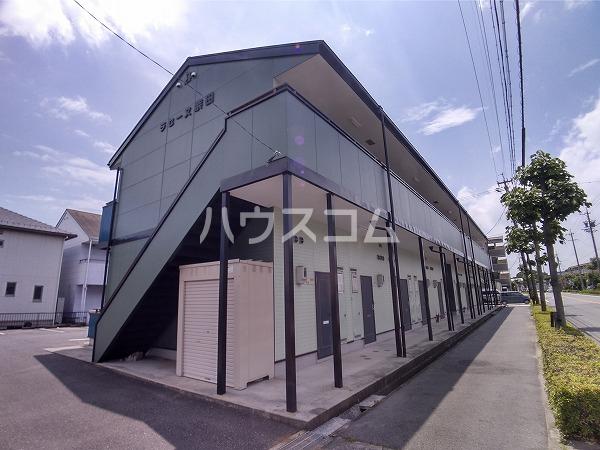 ラセーヌ柴田 2F号室の外観