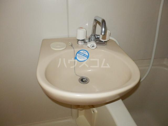ラセーヌ柴田 2F号室の洗面所