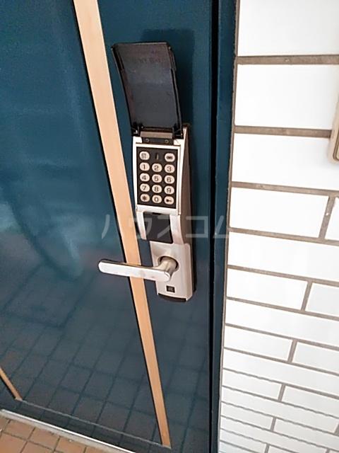 レオパレス松陰神社 106号室のセキュリティ