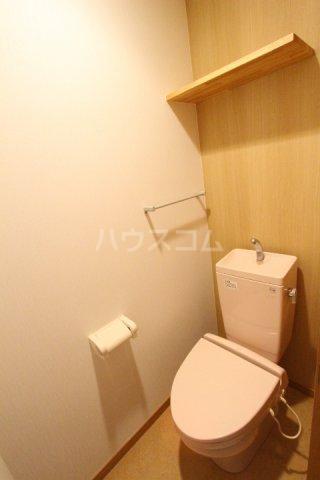 エミネンス 106号室のトイレ