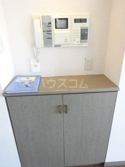豊田神田町コーポラス 302号室の玄関