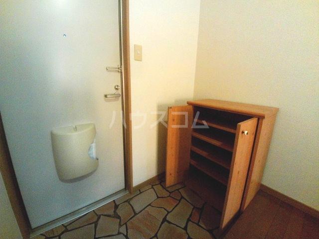 アビテナポールⅡ 206号室の収納