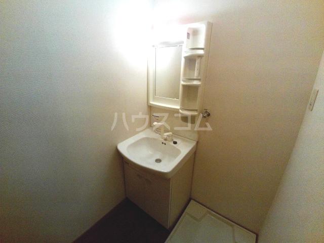アビテナポールⅡ 206号室の洗面所