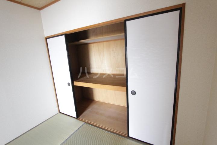 ル・プラン 403号室の収納