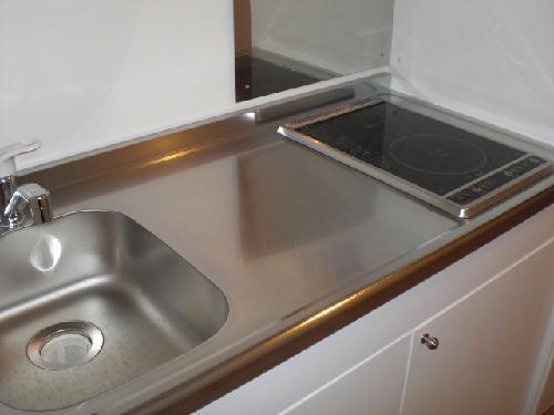 レオネクスト吉良吉田 105号室のキッチン