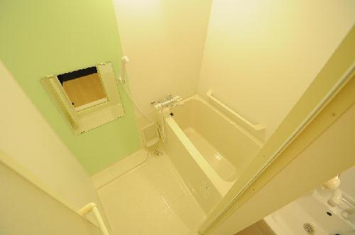 レオネクスト吉良吉田 105号室の風呂
