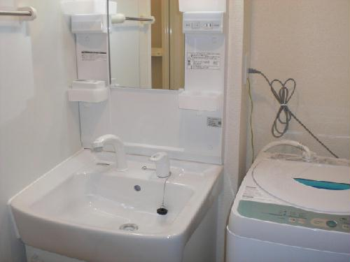レオネクスト吉良吉田 105号室の洗面所