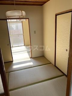 卯木ハイツ 202号室のキッチン