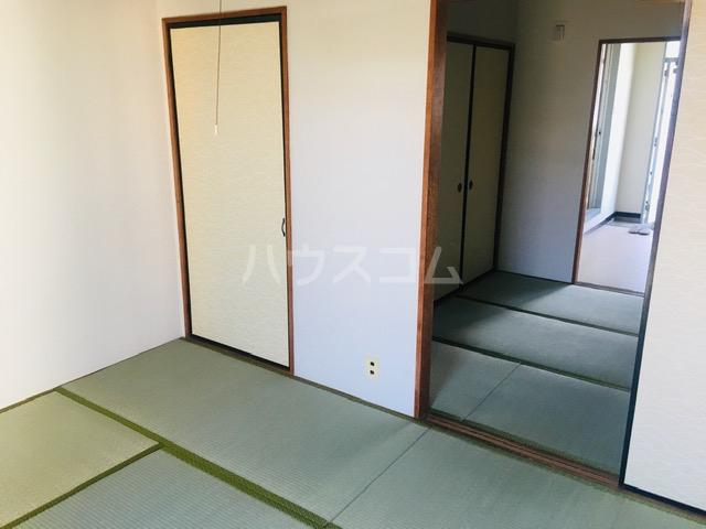 卯木ハイツ 202号室の風呂