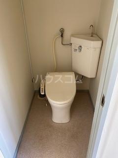 卯木ハイツ 202号室のバルコニー
