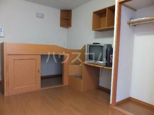 レオパレス蒲郡 212号室の収納