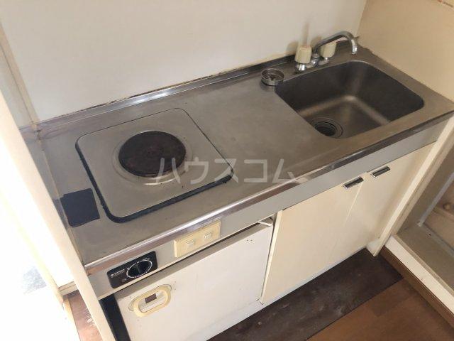 シティハイツ津田沼 103号室のキッチン