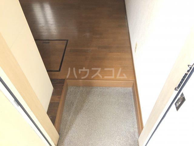 シティハイツ津田沼 103号室の玄関