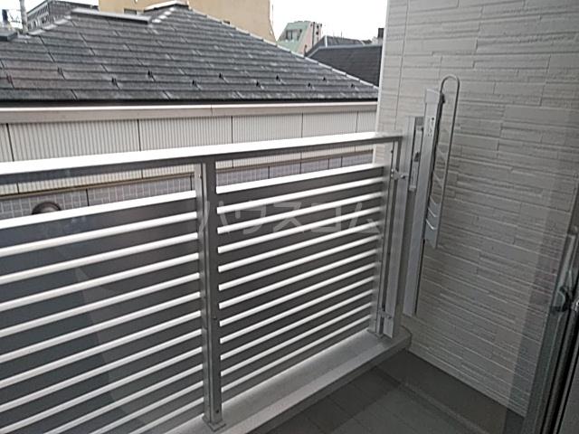 ガーデン自由が丘テラス 3001号室のバルコニー