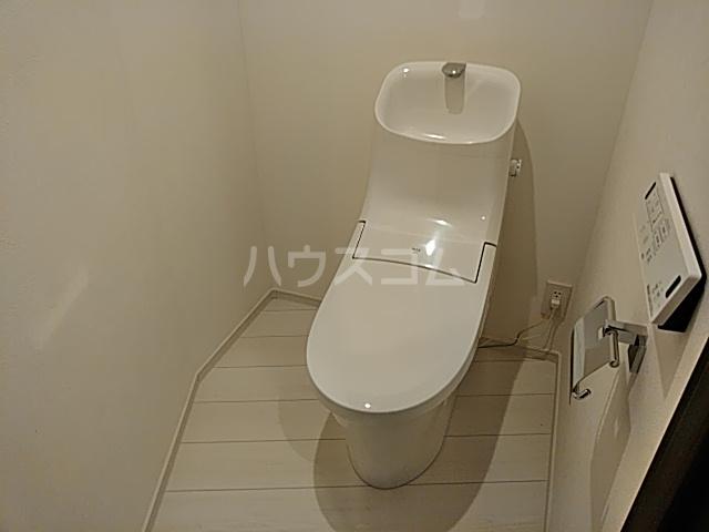 ガーデン自由が丘テラス 3001号室のトイレ