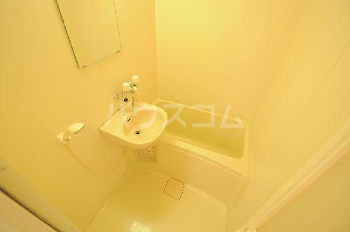 レオパレス中野川 101号室の風呂