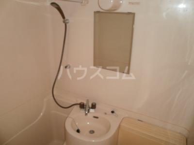 グリーンヒル№2 206号室の洗面所