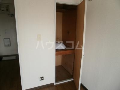 グリーンヒル№2 206号室の収納