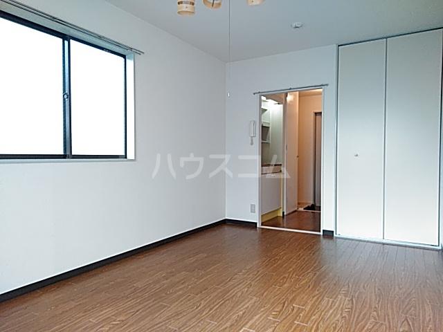 プレリュード狛江 203号室のベッドルーム