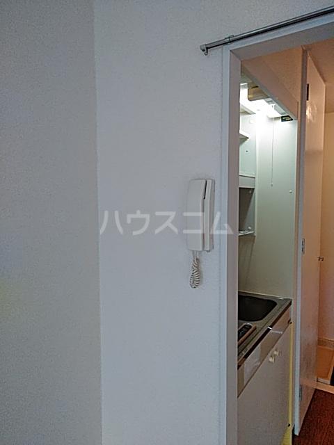 プレリュード狛江 203号室のセキュリティ