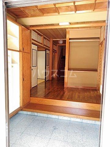久保町貸家の居室