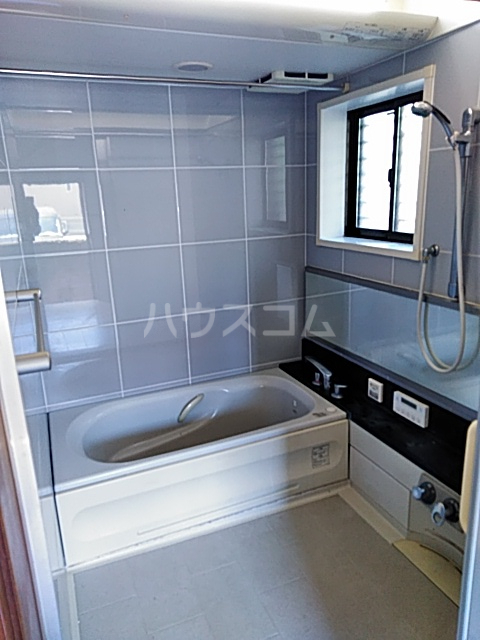 久保町貸家の風呂