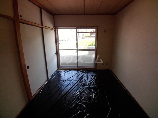金下コーラス 202号室の居室