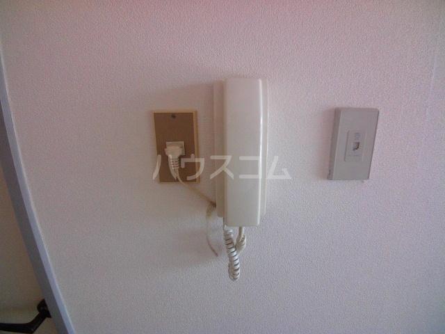 金下コーラス 202号室のセキュリティ