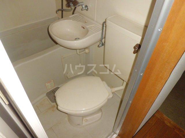 リード欠町 201号室の風呂