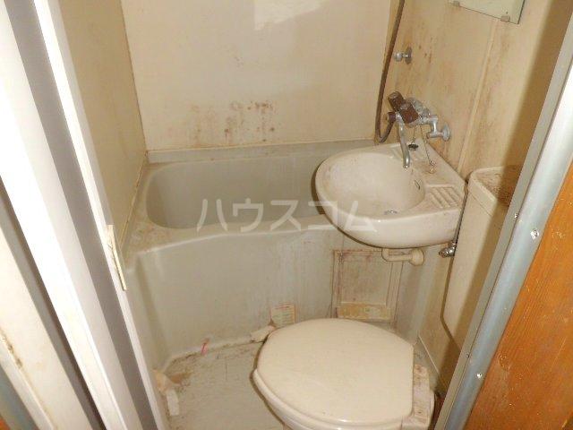 リード欠町 201号室のトイレ