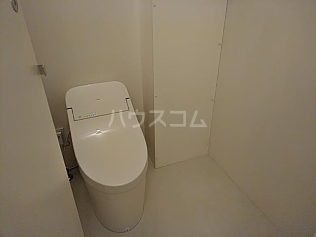 Ma Chatonne Mignonneのトイレ